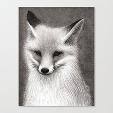 Inari the Fox Canvas Print