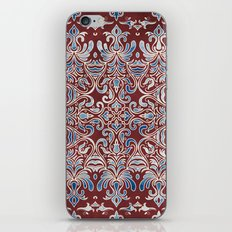 Geometry In Bloom iPhone & iPod Skin