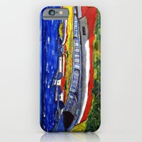 iPhone & iPod Case featuring Flota de Coquimbo by Greg Mason Burns