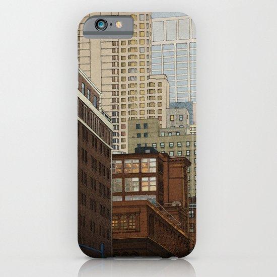 Labyrinth iPhone & iPod Case