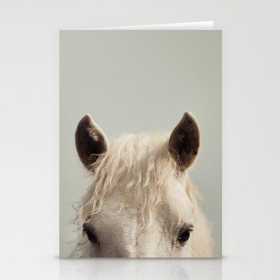 Peekaboo Stationery Card