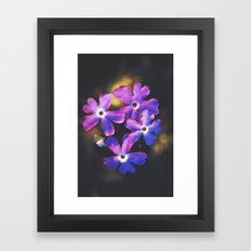 Watch Me Unfold Framed Art Print