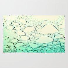 Raindrops? More like Rain Puddles Rug
