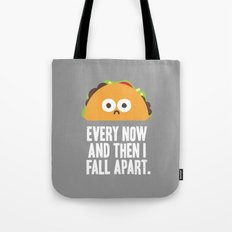 Taco Eclipse of the Heart Tote Bag
