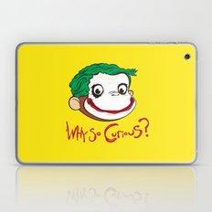 Why So Curious? Laptop & iPad Skin