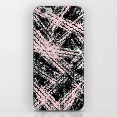 Desert Tracks Pink iPhone & iPod Skin