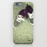 """iPhone & iPod Case featuring I spell grey with an """"E"""" by Greg Koenig"""