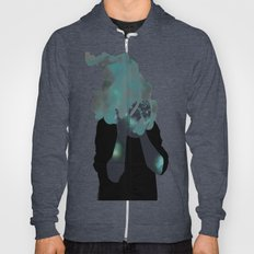 Smoke Inverted Hoody