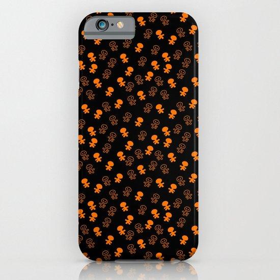 Aliens-Orange iPhone & iPod Case