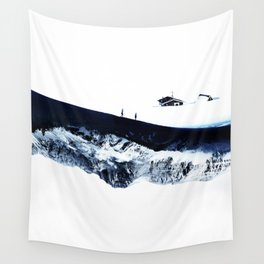 Wall Tapestry - Hiking for Winter - Stoian Hitrov - Sto