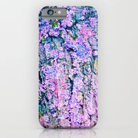 iPhone & iPod Case featuring Lichens by Cosmic Lotus Tribe