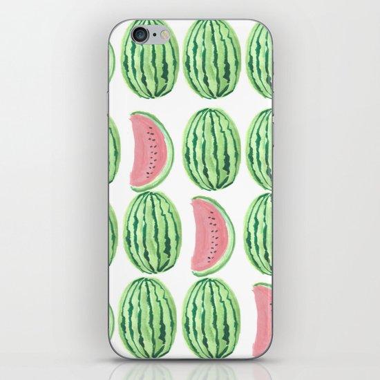 Watermelon Mania iPhone & iPod Skin