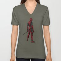 Deadpool Unisex V-Neck