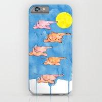 Flying Elephants iPhone 6 Slim Case