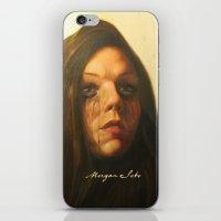 Magdalena iPhone & iPod Skin