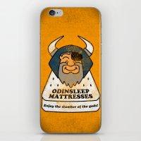 Odin - Odinsleep Mattres… iPhone & iPod Skin