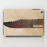 Rambo iPad Case