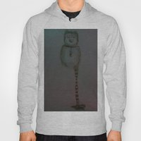 One Leg Bird Hoody