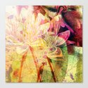 waterlily 2 Canvas Print