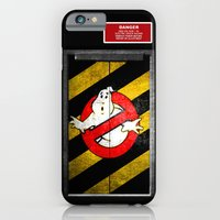 Ghost Trap iPhone 6 Slim Case