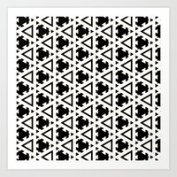 Jeremiassen Black & Whit… Art Print