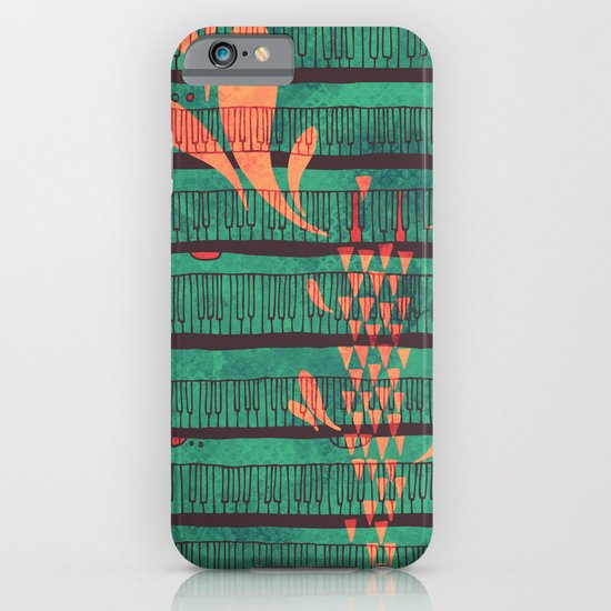 Power Chord iPhone & iPod Case