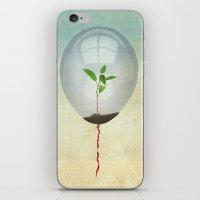 micro environment iPhone & iPod Skin