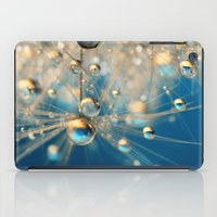 Dandy Drops in Royal Blue iPad Case