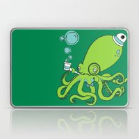 Mr.Octopus Laptop & iPad Skin