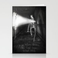 James Sunderland from Silent Hill 2 Stationery Cards