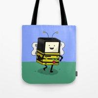 BEE-MO Tote Bag