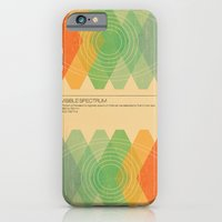 iPhone & iPod Case featuring Visible Spectrum  by Budi Kwan