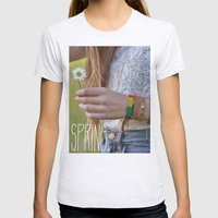 Waiting for Summer Womens Fitted Tee Ash Grey SMALL