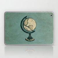 Travel On Laptop & iPad Skin