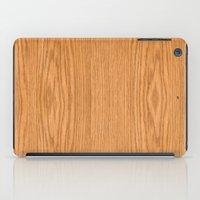 Wood 4 iPad Case