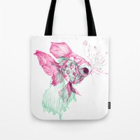 Pisces Baby Tote Bag