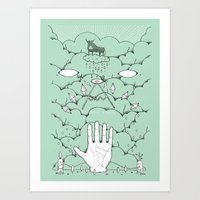 As You Know Art Print