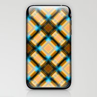 Square Pattern Serie 1 Y… iPhone & iPod Skin
