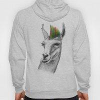 Llamahawk Hoody