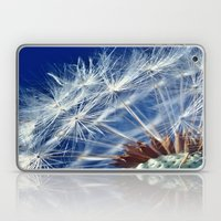 Dandelion Seeds Laptop & iPad Skin