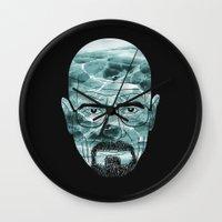 Heisenberg, Ice Man Wall Clock