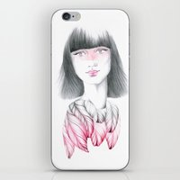 Selina iPhone & iPod Skin