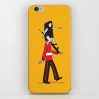 Royal Guides iPhone & iPod Skin