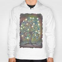 Brown Mystic Tree Hoody