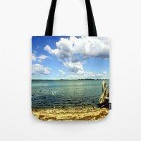 King Lake - Australia Tote Bag