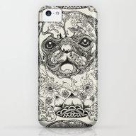 Persian Pug iPhone 5c Slim Case