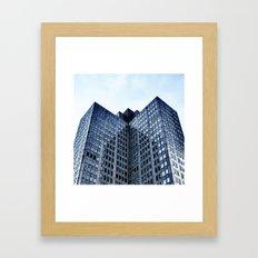 Inward  Framed Art Print
