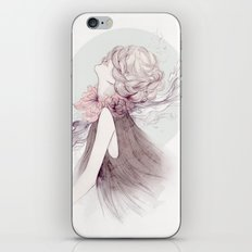 Faceless Series #1 iPhone & iPod Skin
