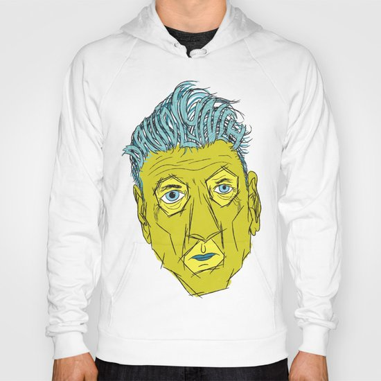 DAVID LYNCH AGAIN Hoody