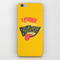 I can't Sanction Your Buffoonery iPhone & iPod Skin